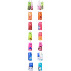 Foldable Water Bottles  - Cartoon (Colours) 480ml