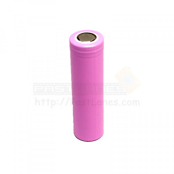 High Capacity 2600mAh 18650 Rechargeable Battery