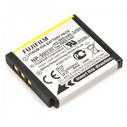 NP-50 Original Battery For Instax SQUARE SQ10, Instax Share SP-3 Printer