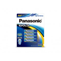 Panasonic Evolta 4pcs AAA Battery