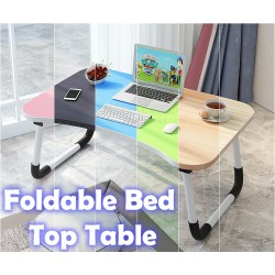 Foldable Bed Top Table