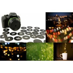 Bokeh Kit For DSLR