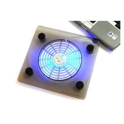 Laptop Notebook Cooling Pad [1 Fan]