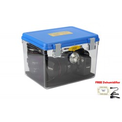 12L Dry Box With Electronic Dehumidifier