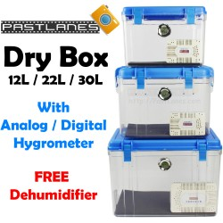 Dry Box With Hygrometer Dehumidifier