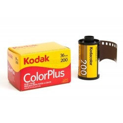 Kodak ColorPlus 200 35mm Film