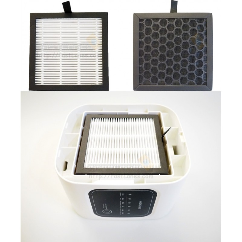 Hepa With Activated Charcoal Air Filter Replacement For