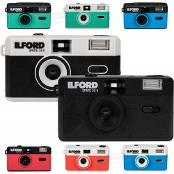 Ilford Sprite 35-II Reuseable Film Camera