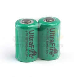 CR2 Rechargeable Batteries [Pair]