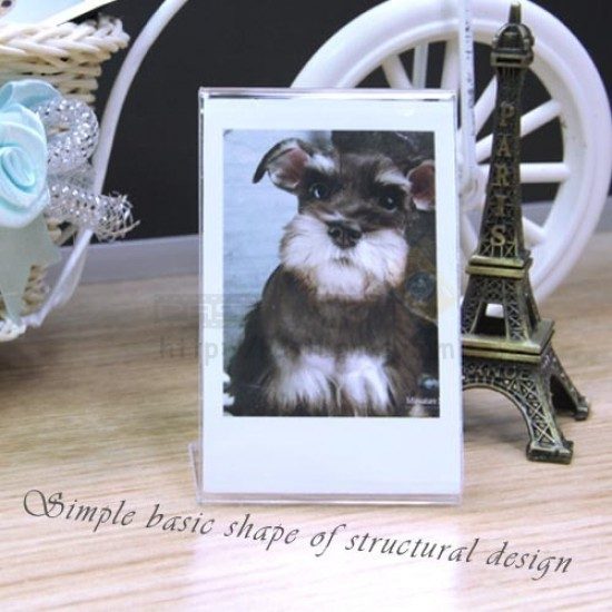 Acrylic Mini Photo Frame Stand [1 Slot]