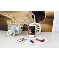 Acrylic Magnetic Mini Photo Frame [1 Slot]