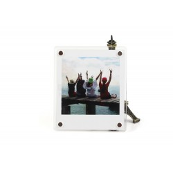 Acrylic Magnetic Square Photo Frame [1 Slot]