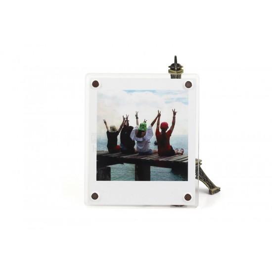 Acrylic Magnetic Square Photo Frame [1 Slot]