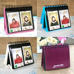 Calendar Album For Instax Mini Film [52 Slots]