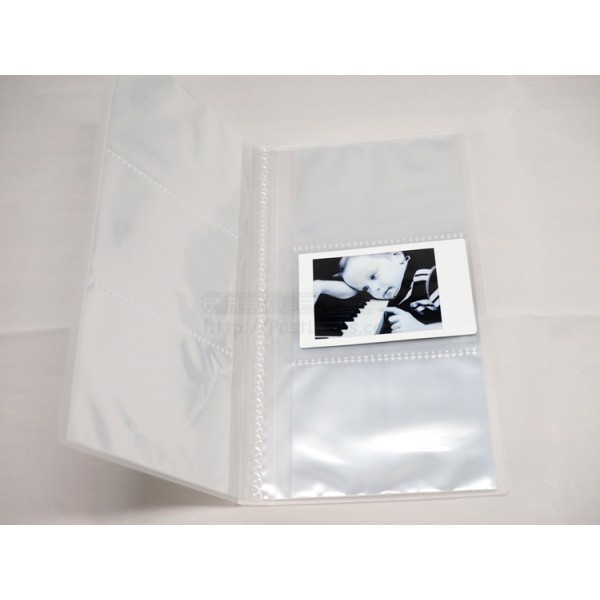 84 Slots Clear Album For Instax Mini Film