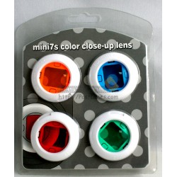 Mini 7S / Mini 8 Color Close-Up Lens (Filter Lens)