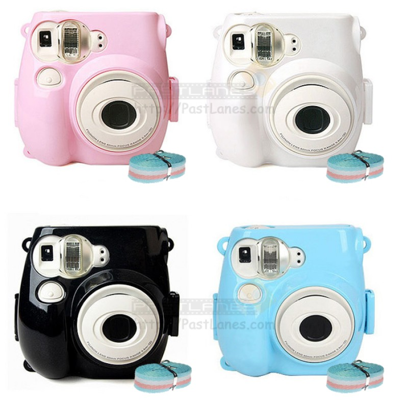 instax mini 7s colour case. Black Bedroom Furniture Sets. Home Design Ideas