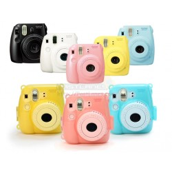 Instax Mini 8, Mini 8+, Mini 9 Glow In The Dark Case