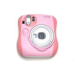 Instax Mini 25 Polaroid Camera (Mixed Pink)