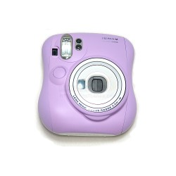 Instax Mini 25 Polaroid Camera (Pastel Purple)