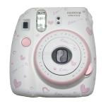 Instax Mini 8 Polaroid Camera (Love Hearts)