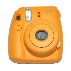 Instax Mini 8 Polaroid Camera (Orange)