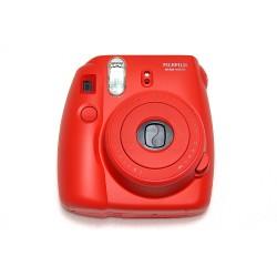 Instax Mini 8 Polaroid Camera (Red)