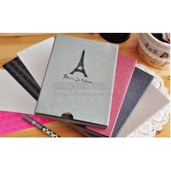 Eiffel Tower Scrapbook
