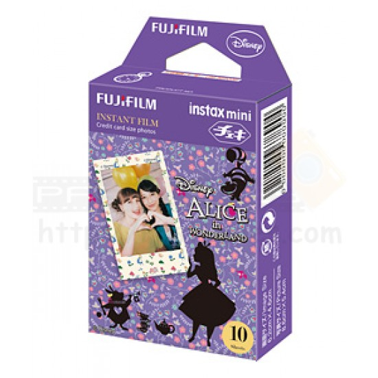 Fujifilm Instax Mini Film (Alice In Wonderland)