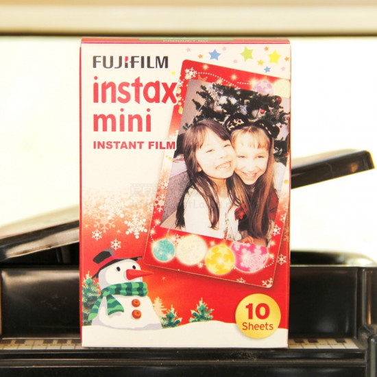Fujifilm Instax Mini Film (Christmas / New Year)