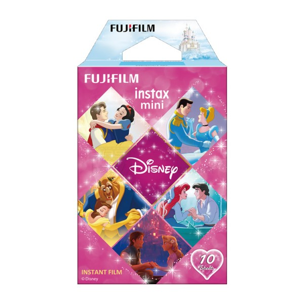 Fujifilm Instax Mini Film (Disney Princess)