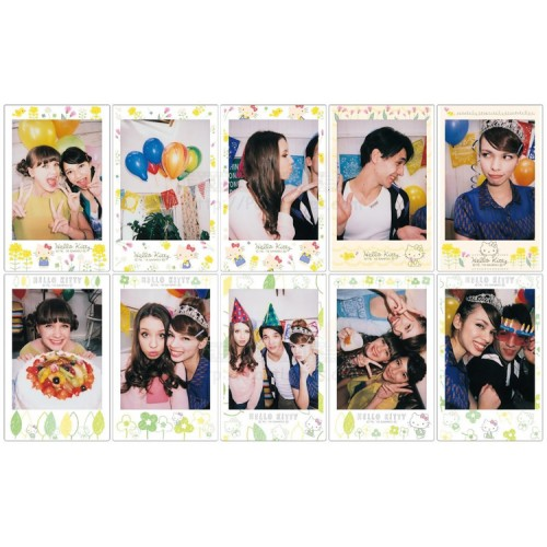 [Pre-Order] Fujifilm Instax Mini Film (Hello Kitty) [Sweet and Simple Days Of Happiness]