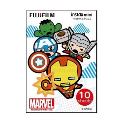 Fujifilm Instax Mini Film (Marvel Kawaii Art Collection)