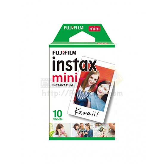 Fujifilm Instax Mini Film (Plain)