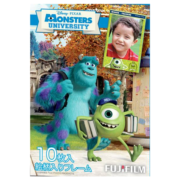 Fujifilm Instax Mini Film (Monsters University)