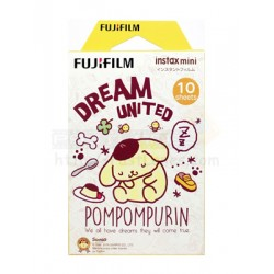 Fujifilm Instax Mini Film (Pompompurin)