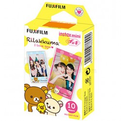 Fujifilm Instax Mini Film (Rilakkuma I Love Gyu)