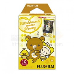 Fujifilm Instax Mini Film (Rilakkuma Meets Honey)