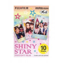 Fujifilm Instax Mini Film (Shiny Star)