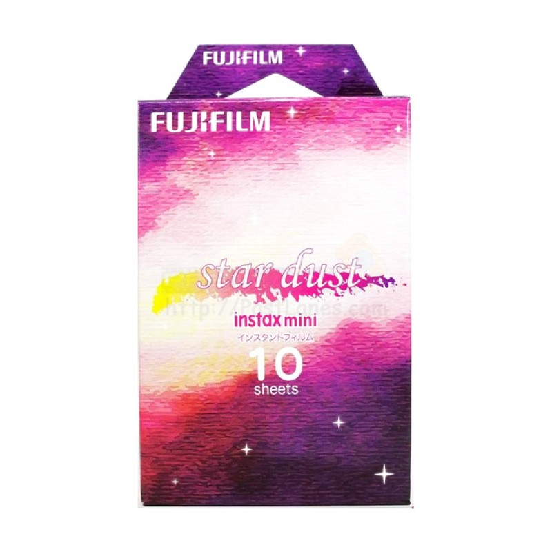 Fujifilm Instax Mini Film Star Dust