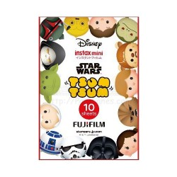 Fujifilm Instax Mini Film (Tsum Tsum Star Wars)