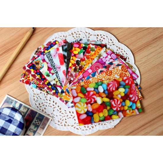 Instax Film Skin Sticker (Candy Sweets) [Mini Film]