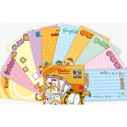 Instax Film Skin Sticker (Garfield) [Mini Film]