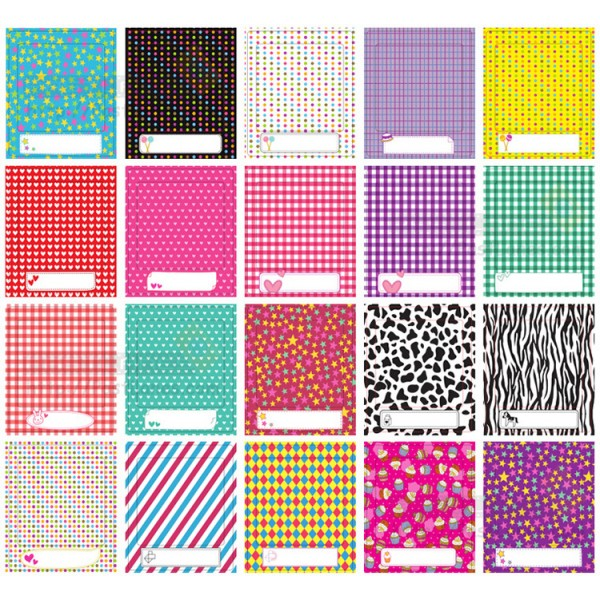 Instax Film Skin Sticker (Message Memo) [Square Film]