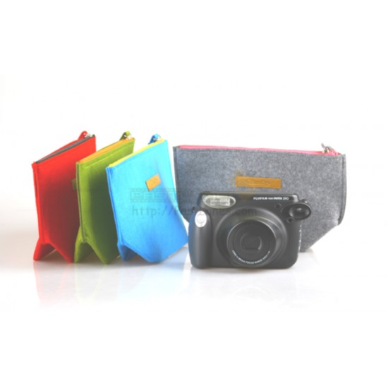 Cloth Pouch For Instax 210 Wide