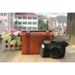 Leather Bag For Instax 210, Instax 300
