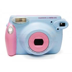 Fujifilm Instax 210 Wide Polaroid Camera (Pastel) + Mystery Gift