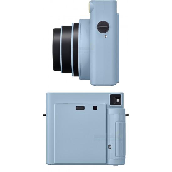 Fujifilm Instax SQUARE SQ1 Instant Camera (Glacier Blue) + FREE Gift Bundle