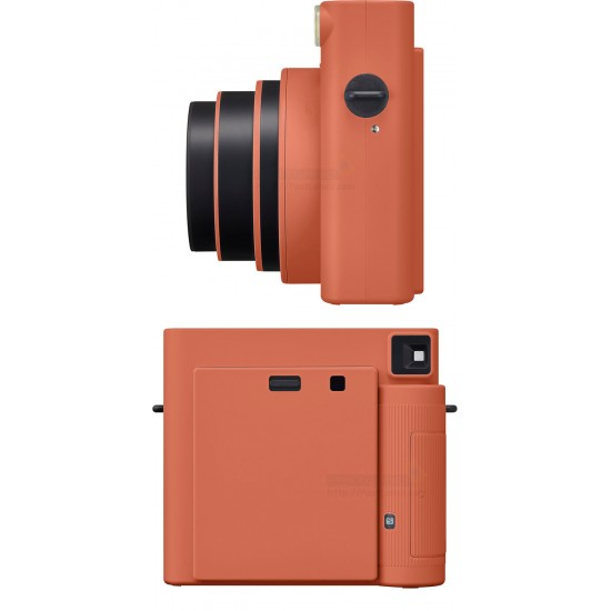Fujifilm Instax SQUARE SQ1 Instant Camera (Terracotta Orange) + FREE Gift Bundle