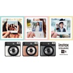 Fujifilm Instax SQUARE SQ6 Instant Camera (Graphite Gray) +FREE Gift Bundle